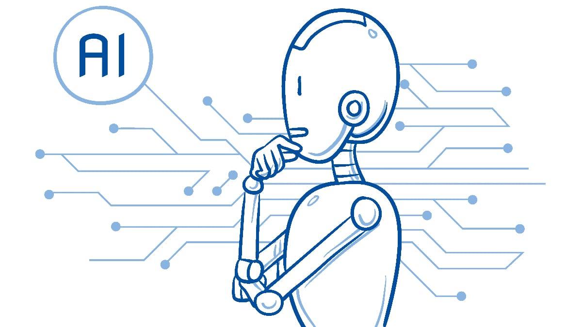 Dieser Web-Comic will über KI aufklären