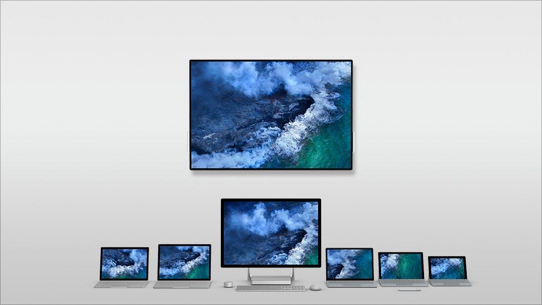 Surface Hub 2S. (Foto: Microsoft)