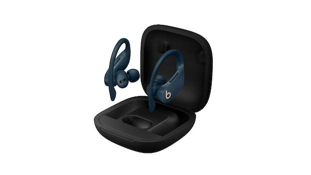 Beats Powerbeats Pro in Blau. (Foto: Beats)