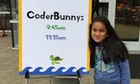 Diese 10-jährige Gründerin bringt Kindern das Programmieren bei