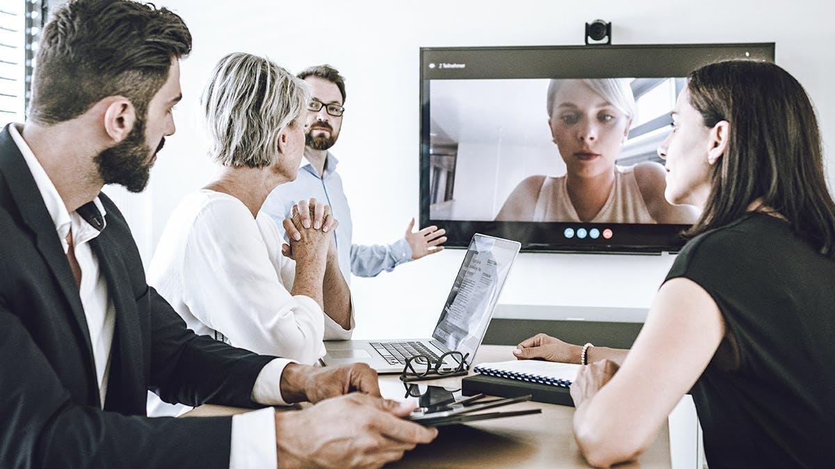 Kollege in London, Chefin in Berlin – so klappen Meetings standortübergreifend