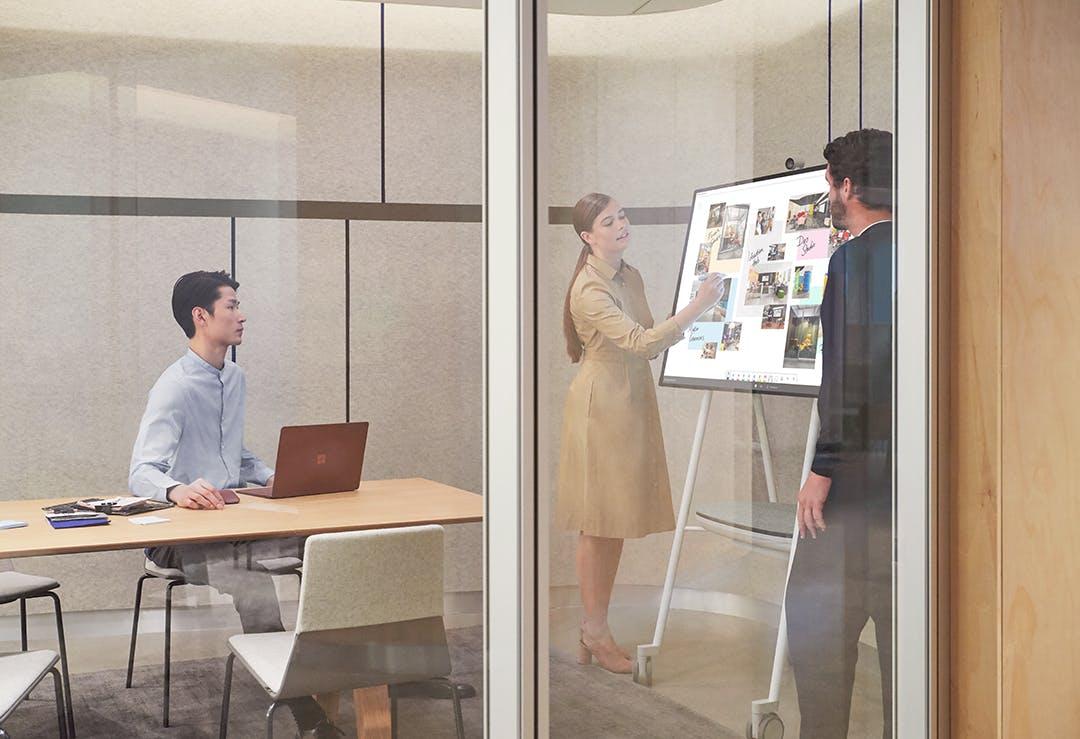 Surface Hub 2S: Microsofts Konferenzsystem ab dem 1. Mai in Deutschland reservierbar
