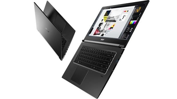 Acer Aspire: Neue Notebooks mit Core-i7- oder AMD Ryzen-Chips