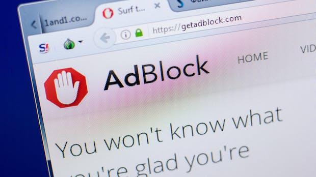 Adblocker können zum Malware-Einfallstor werden