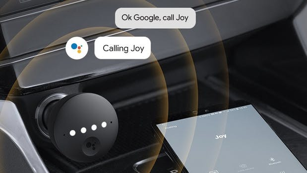 Anchor brings the Google Assistant into the car with the