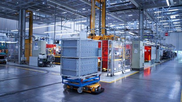 Industrie 4.0: Microsoft und BMW kündigen offene Fertigungsplattform an