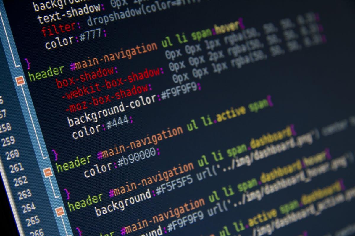 CSS-Verlauf statt Hintergrundbild auf deiner Website: So geht's mit nur einer Zeile Code