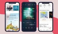 Nextory – die neue E-Book- und Hörbuch-Flatrate kommt nach Deutschland