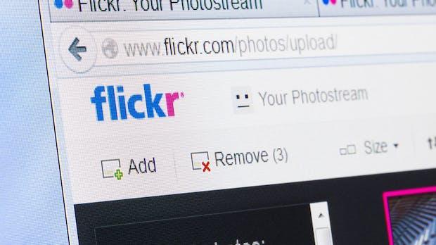 Flickr führt Urheberrechtsscanner ein
