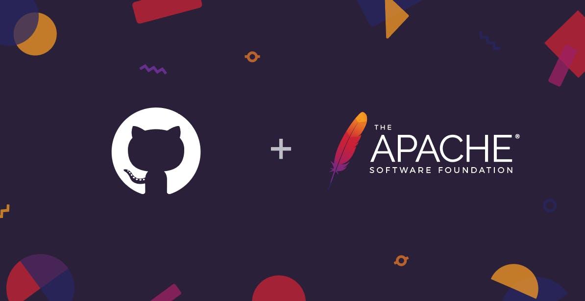 Die Apache Foundation ist jetzt mit allen Projekten auf GitHub