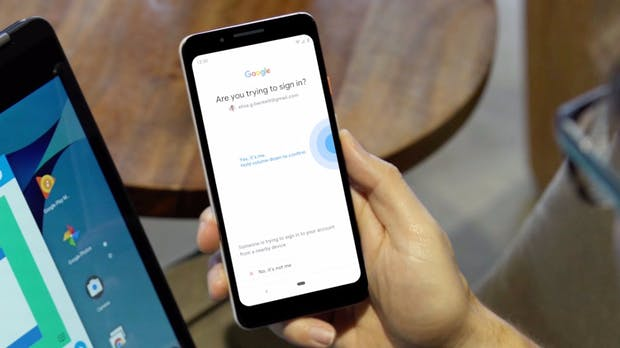 Zwei-Faktor-Authentifizierung: Google macht euer Android-Smartphone zum Sicherheitsschlüssel