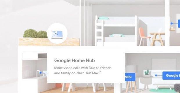 Das Google Home Nest Max kommt vermutlich auch am 7. Mai. (Bild: Androidpolice)