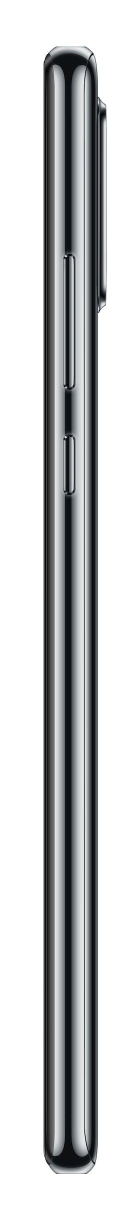 Huawei P30 Lite Black. (Bild: Huawei)