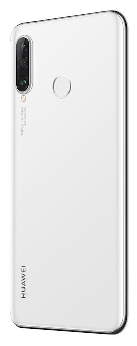 Huawei P30 Lite White. (Bild: Huawei)