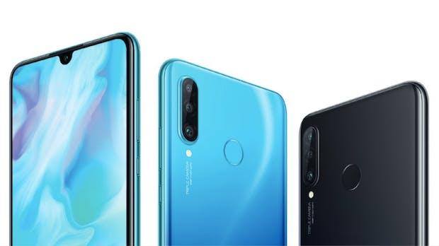 Huawei legt nach: P30 Lite mit Triple-Cam und Nachtmodus für die Mittelkasse