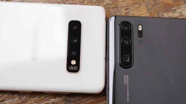 Huawei-Bann: Der großer Gewinner heißt Samsung
