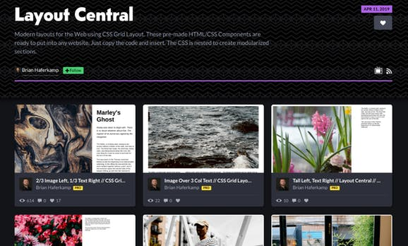 Magazin-Layouts mit CSS-Grids einfach umgesetzt – hier findest du Beispiele