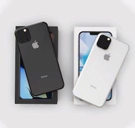 So könnte das 2019er iPhone aussehen. (Mockup: Weibo)