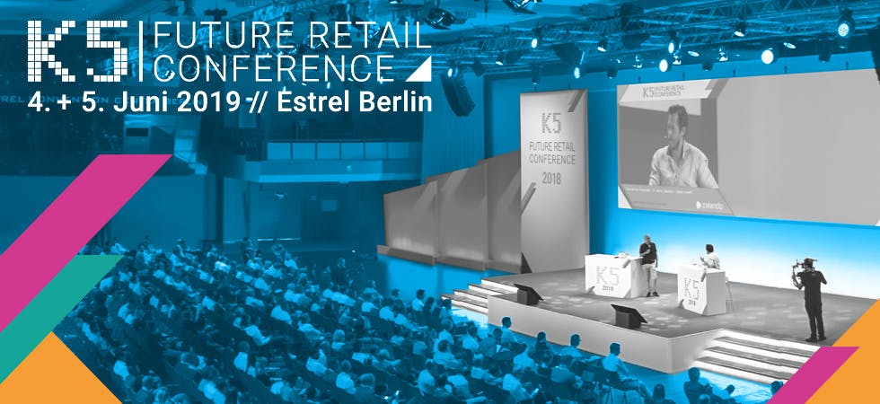 E-Commerce-Event K5: The Future of retail