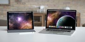 Mit macOS 10.15 sollt ihr euer iPad zum Zweit-Display à la Luna-Display oder Zeichen-Tablet machen können. (Bild: 9to5Mac)