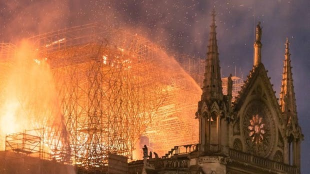 Hoffnung nach Feuer in Notre Dame: Historiker hat die Kathedrale detailliert digitalisiert