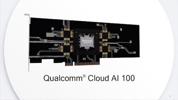 Cloud AI 100 – Qualcomm zeigt Steckkarte für KI