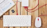 Raspberry Pi Foundation: Offizielle Maus und Tastatur vorgestellt