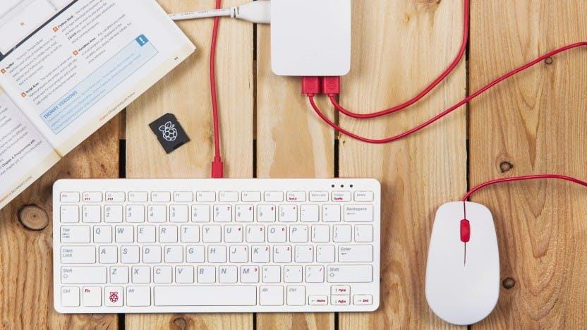 Raspberry Pi: Offizielle Maus und Tastatur vorgestellt
