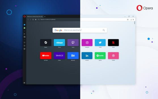 "Browser ""Reborn 3"": Opera fordert die Konkurrenz heraus"