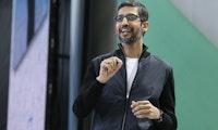 Sundar Pichai: Google-CEO fordert Regulierung bei künstlicher Intelligenz