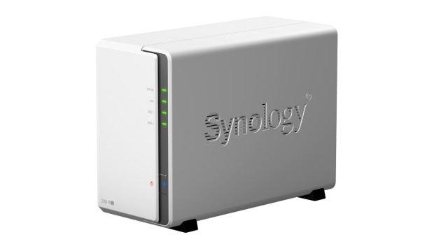 Synology Diskstation DS218J. (Bild: Synology)