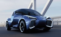 Rhombus: Neues E-Auto von Toyota im Rikscha-Style