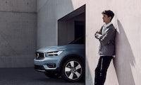 Volvo XC40: Rein elektrisches Modell noch in diesem Jahr