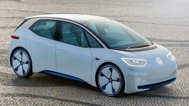 Elektromobilität: VW ID bis zu 40 Prozent effizienter in der Produktion als ein Golf
