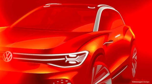 VW ID Roomzz – E-SUV mit Level-4-Autonomie und viel Raum
