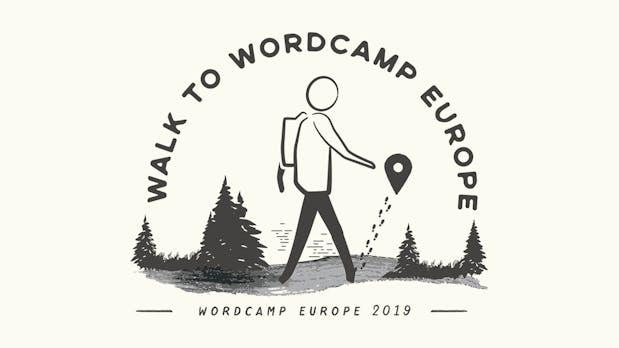 Walk To Wordcamp Europe – 700 Kilometer zu Fuß für einen guten Zweck