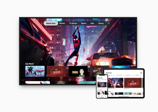 Apple-TV-App am iPad und iPhone