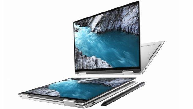 Dell XPS 13 2-in-1 7390t. (Bild: Dell)