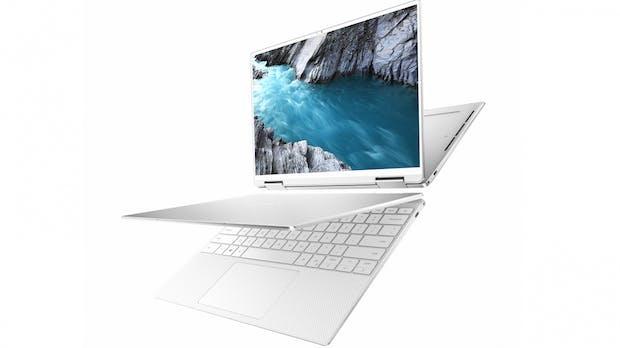 Dell XPS 13 2-in-1 (7390): Neues Convertible mit Intels Ice Lake und größerem Display