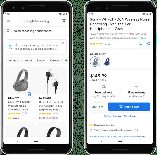 Neue Möglichkeiten für Shopping Ads