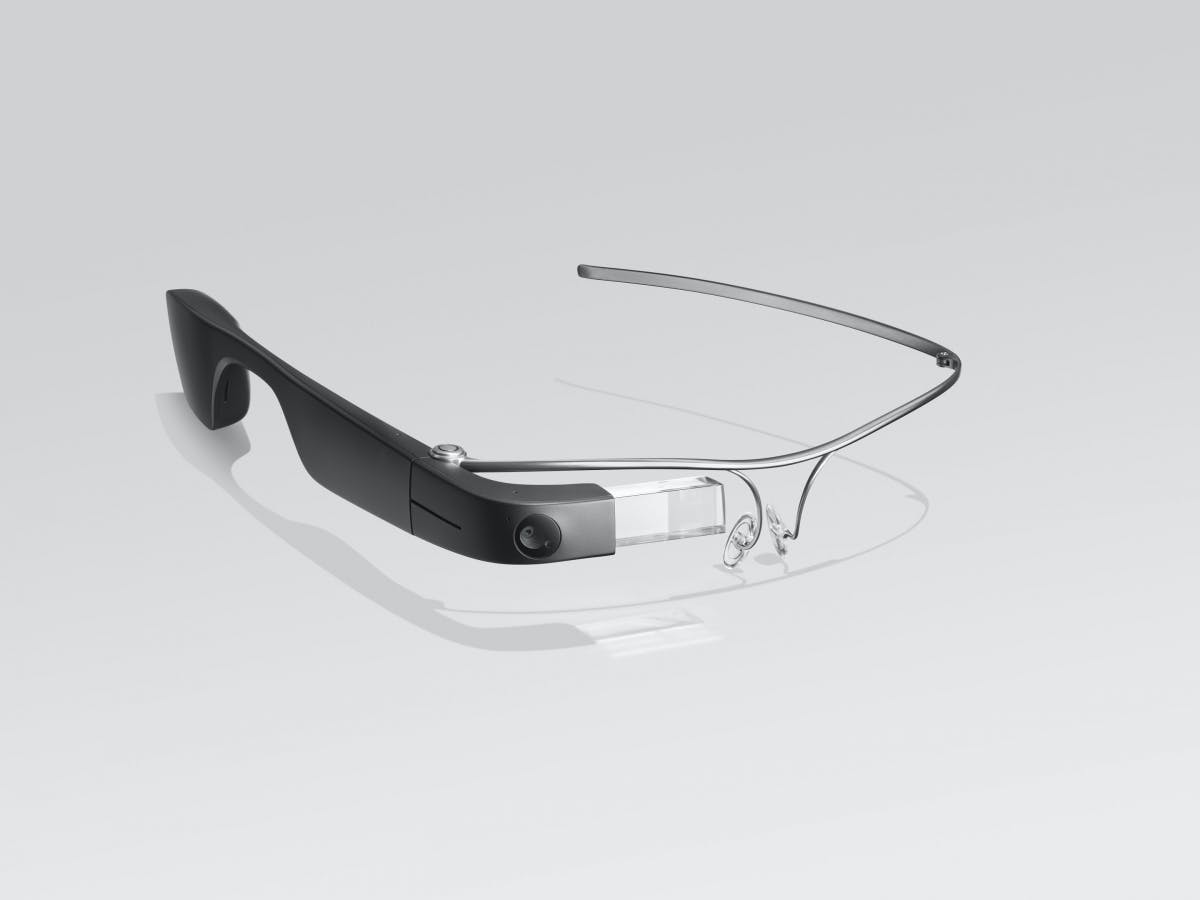 Google Glass: AR-Brille ist zurück