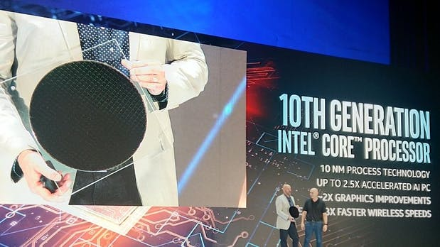Ice Lake U: Intels erste echte 10-Nanometer-Prozessoren sind jetzt da