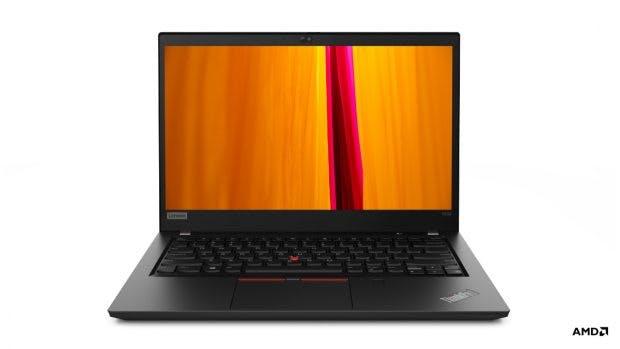 Lenovo ThinkPad T495. (Bild: Lenovo)