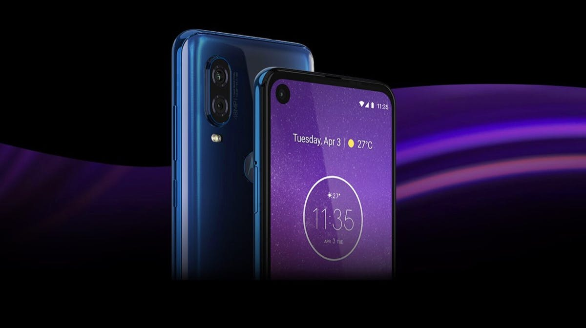 Motorola One Vision: Lenovo bringt Mittelklasse-Smartphone mit KI-Kamera und Android One