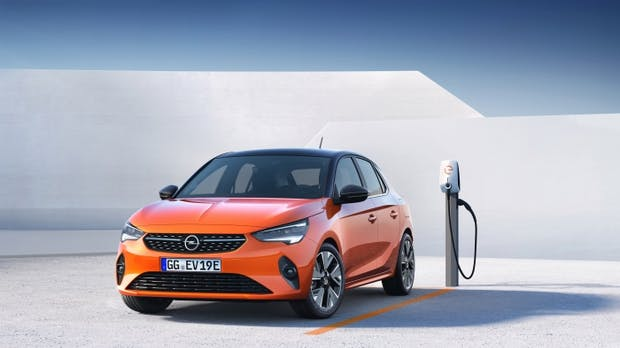 Opel Corsa-e: Elektroauto mit Reichweite von 330 Kilometern kostet ab 29.900 Euro