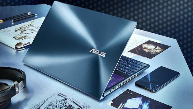 Asus Zenbook Pro Duo UX581. (Bild: Asus)
