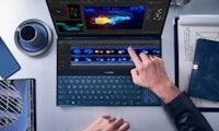 Asus Zenbook Pro Duo: Das Oberklasse-Notebook mit zwei 4K-Displays