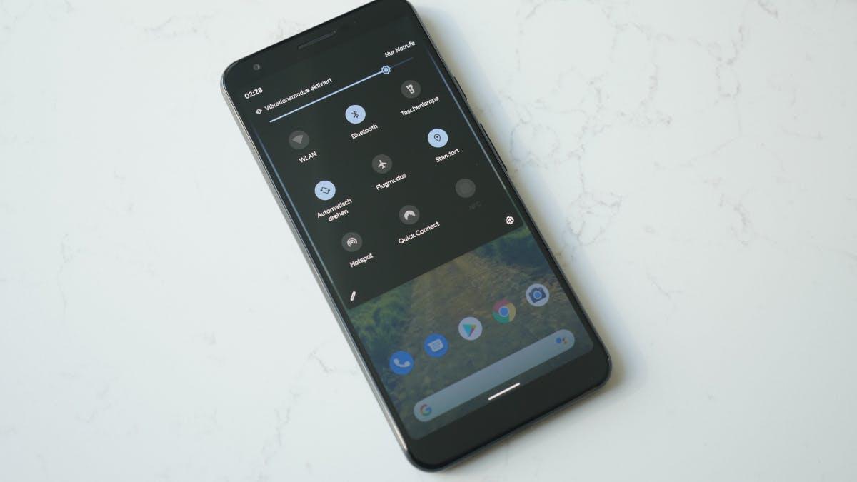 Android 10 Q: Google zeigt viele Neuerungen und liefert Beta-Update auch für Nicht-Pixel-Modelle
