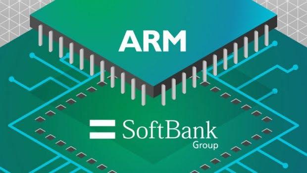ARM liefert die Grundlage für Huaweis Kirin-Chips. (Bild: Softbank)