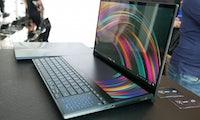 Zenbook Pro Duo: Asus' High-End-Notebook mit zwei 4K-Displays kann vorbestellt werden